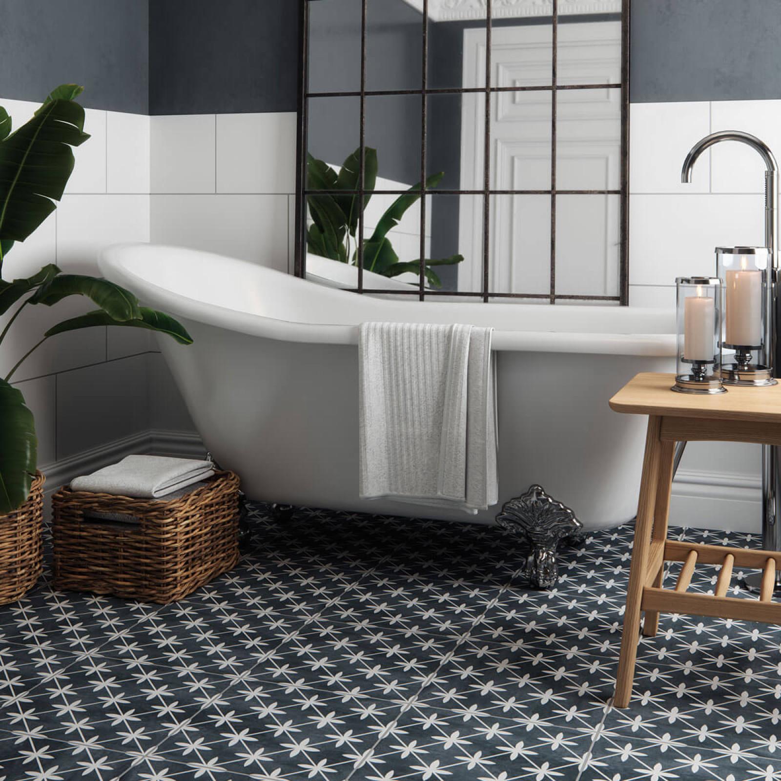 Wick Charcoal Furness Tiles